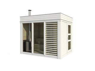 BaltoScandia Sauna Cube available from Penguin Spas Outdoor Living.jpg