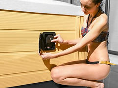 Hot Tub and Spa Music Entertainment System by Penguin Hot Tubs and Swim Spas