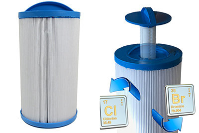 DL850 SaniStream Filter - Roto Spas