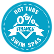 12 Month 0% finance on all hot tubs and spas