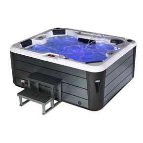 Hydro 6 Person Hot Tub by Penguin Hot Tub Hire