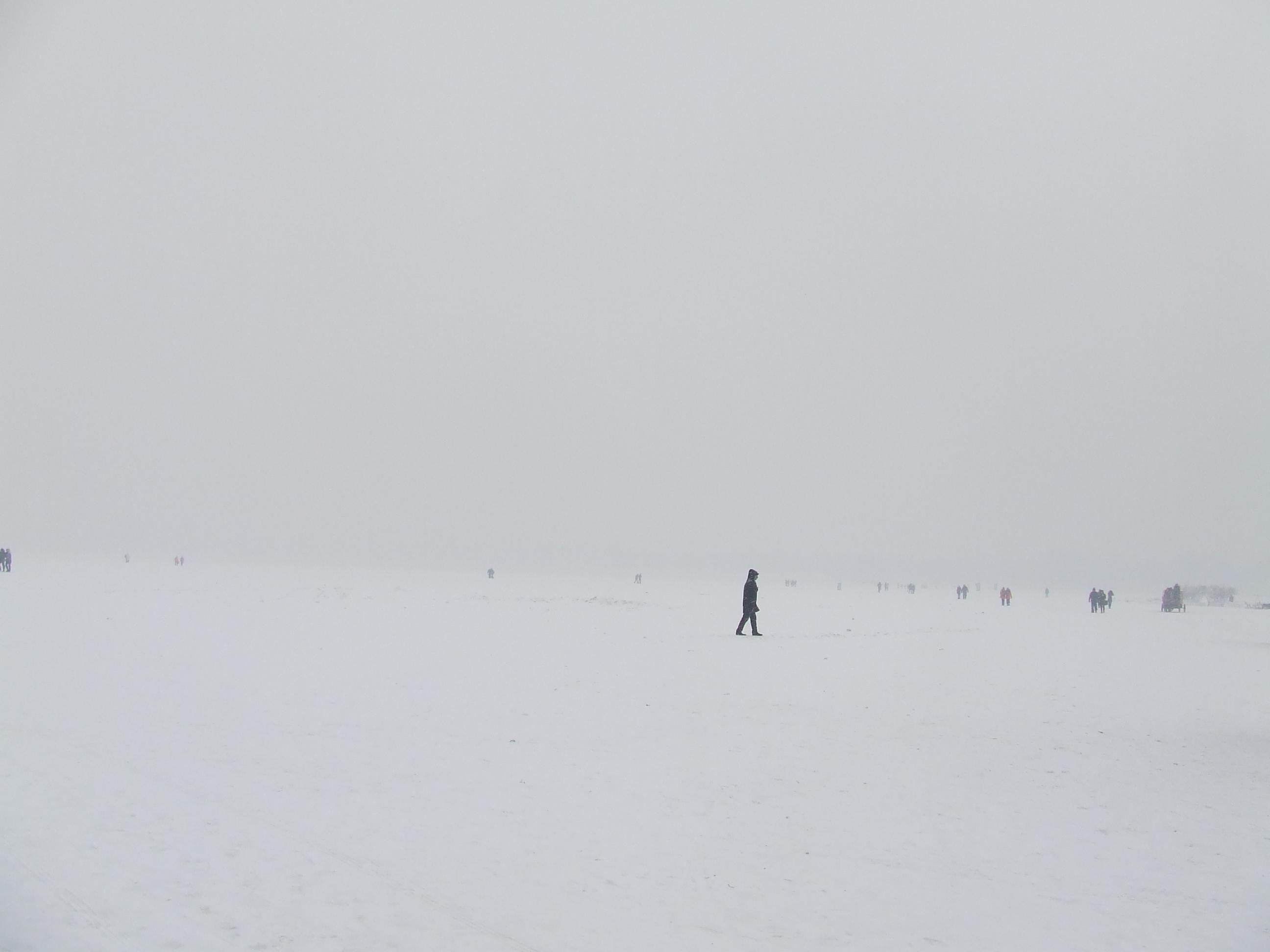 אגם קפוא, חרבין