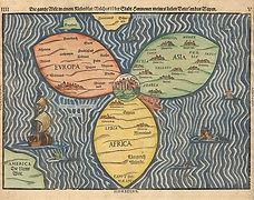 ירושלים כמרכז העולם, כפי שנתפשה בימי הביניים