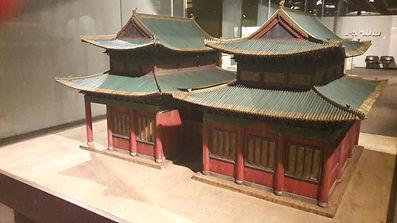 דגם בית הכנסת של קהילת יהודי קאיפנג בסין, בית התפוצות