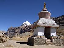 הר קאילש במערב טיבט הינו ההר הקדוש לטיבטים, וכן להינדים