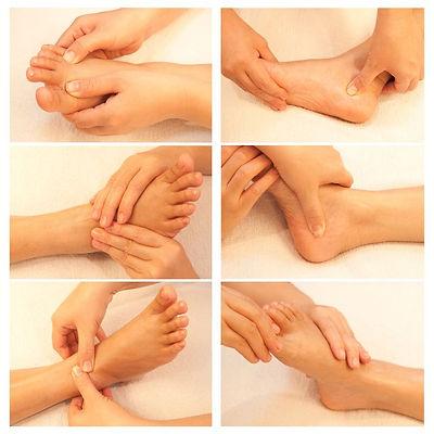 Technique de massage naturelle