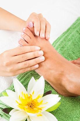 Massage des pied