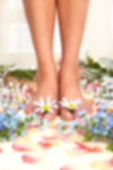 Soin par les pieds