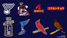 ST. LOUIS LOGO COLLECTION
