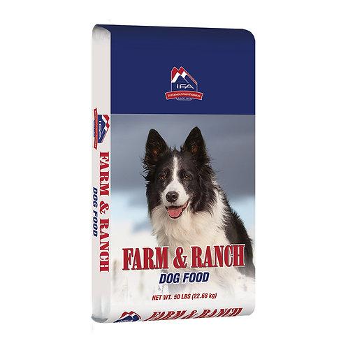 IFA Farm & Ranch Dog Food