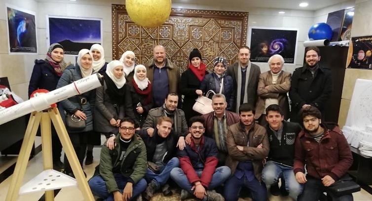 Syria - Syrian Astronomical Society 5.pn