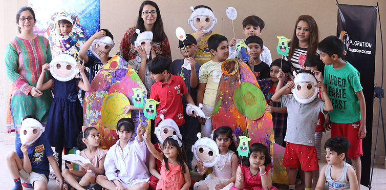 _Space Art Workshop_ - Pakistan. Credit_