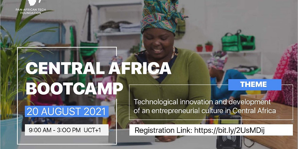 Pan-African Tech Foundation Central Africa Bootcamp