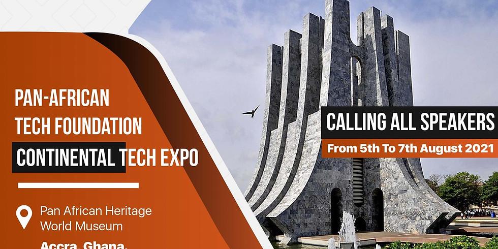 Pan-African Tech Foundation Continental Tech Expo