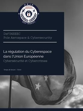 Article La régularisation du Cyberespace dans l'Union Européenne