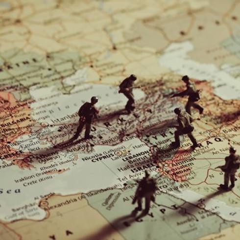 Serious Game avec Pytharec - Méditerranée Orientale