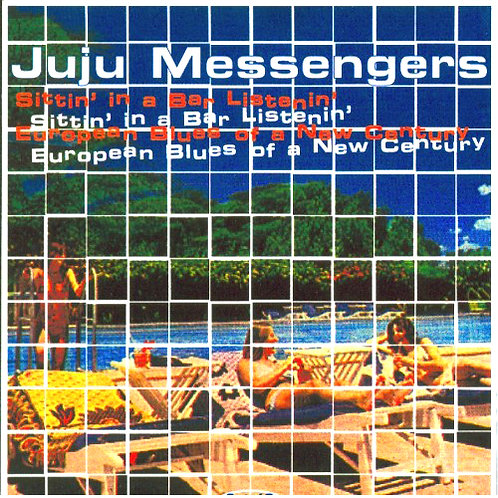Juju Messengers CD album