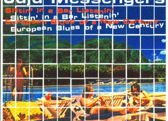 Juju Messengers CD album