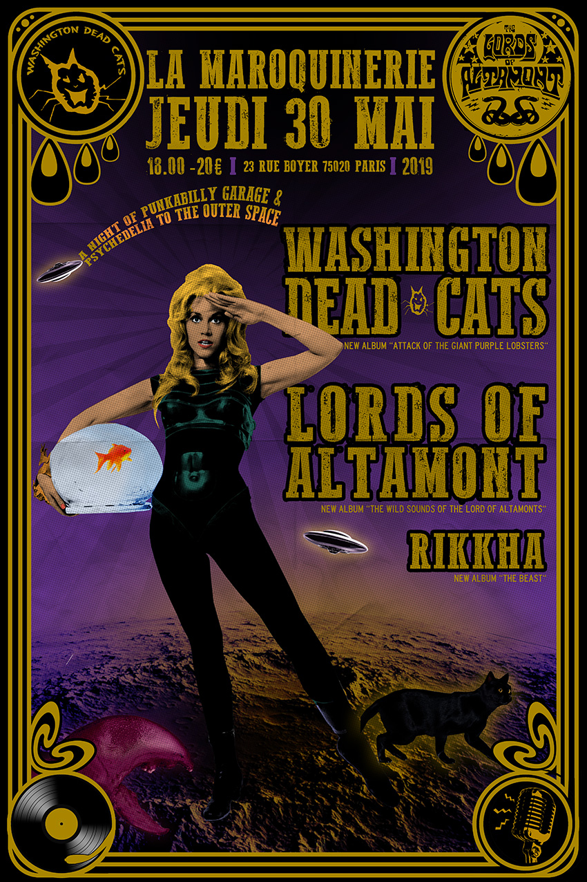 Poster Lords of Washington WEB