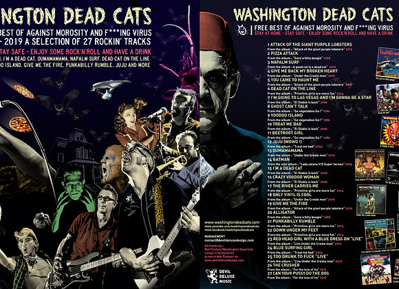 MP3 Best of Washington Dead Cats > 27 titres