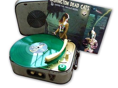 Under the Creole moon - green vinyl