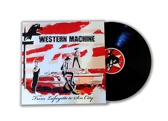 WESTERN MACHINE Album vinyl
