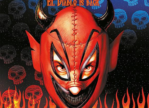 EL DIABLO IS BACK ! VINYL Album