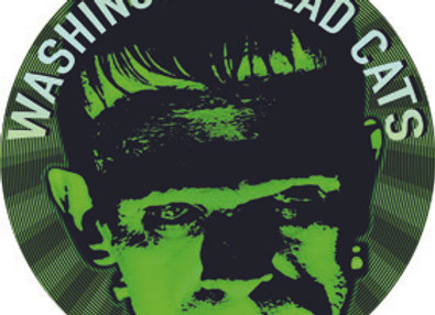 BADGE Frankenstein Karloff