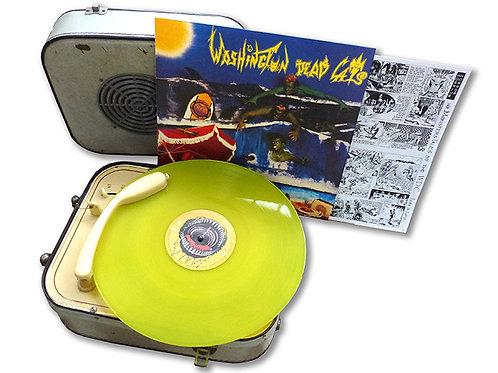 GORE A BILLY BOOGIE - Yellow vinyl