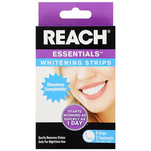 Reach Essentials Teeth Whitening Strips