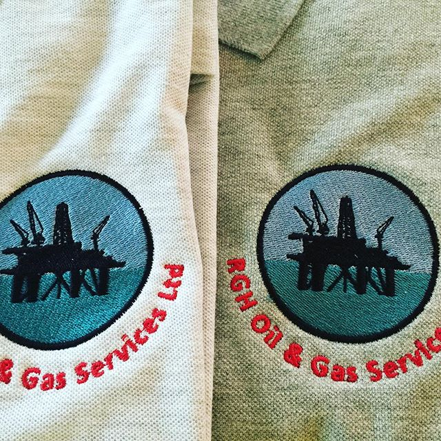 #oilandgas #poloshirt #embroidery #printing #personalised #apparel #dapaworkwear #blyth #logos conta