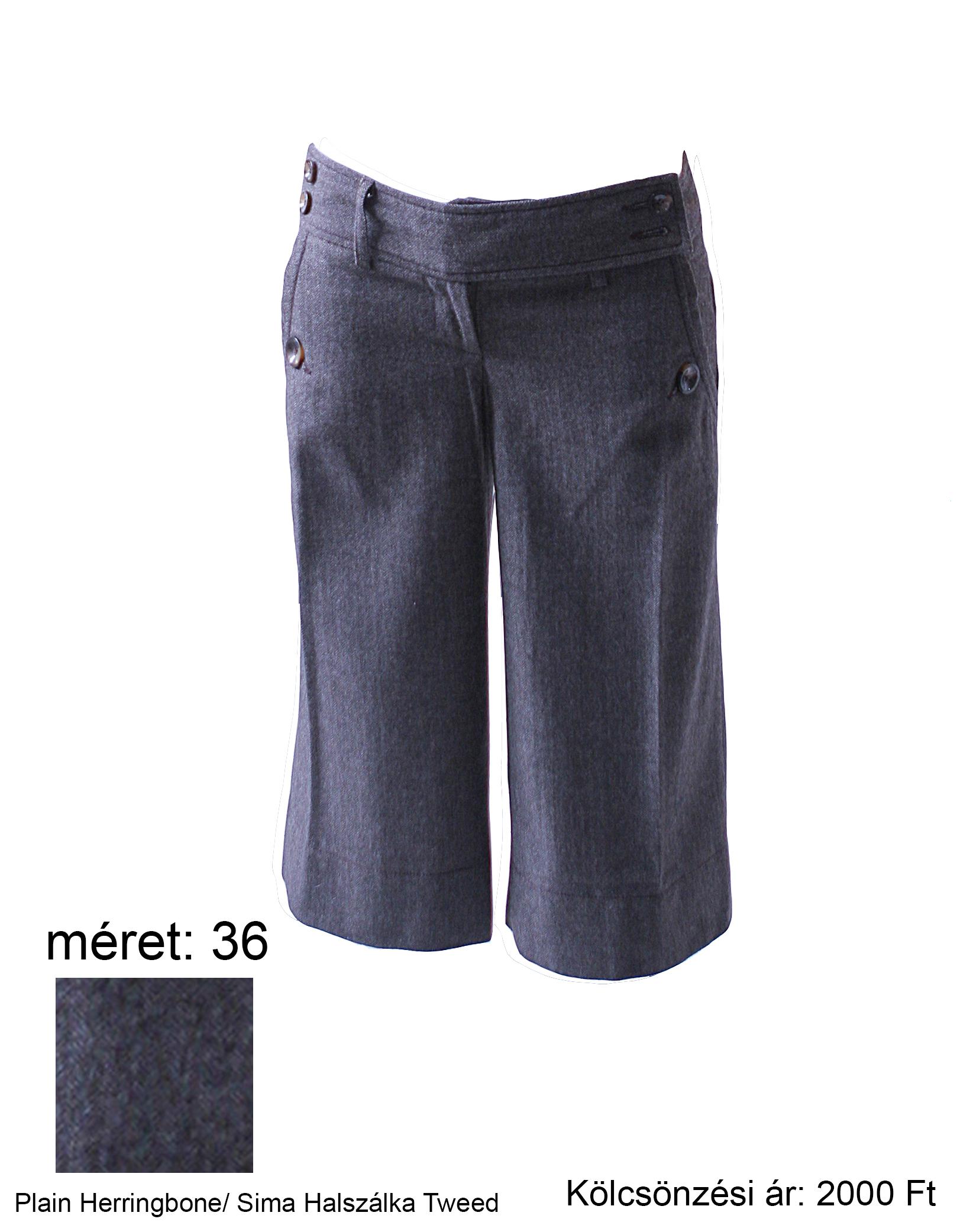 tweed gengszter ruhakölcsönzés
