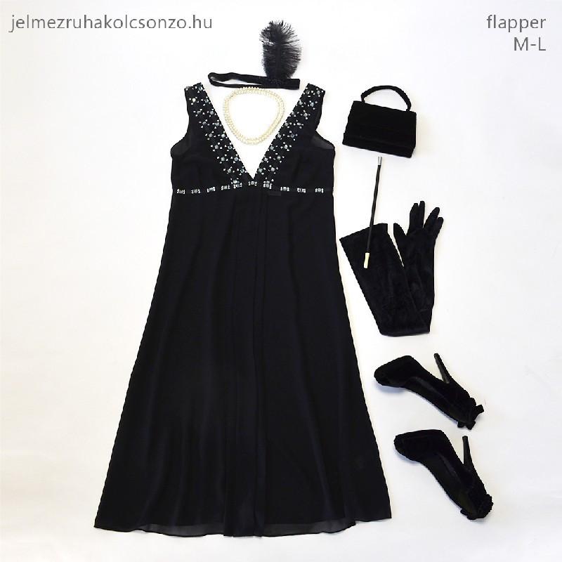 Fekete koktélruha (GN018)