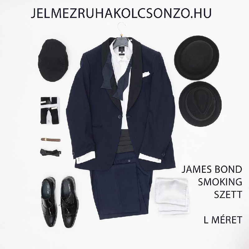 James Bond szmoking szett II.
