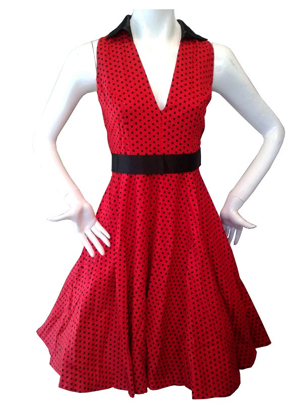keira-red-polka-dot-rocknroll-50s-dress.