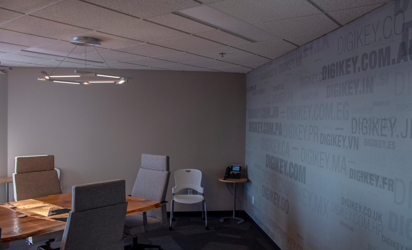 Digi-Key Fargo Custom Wall Graphics