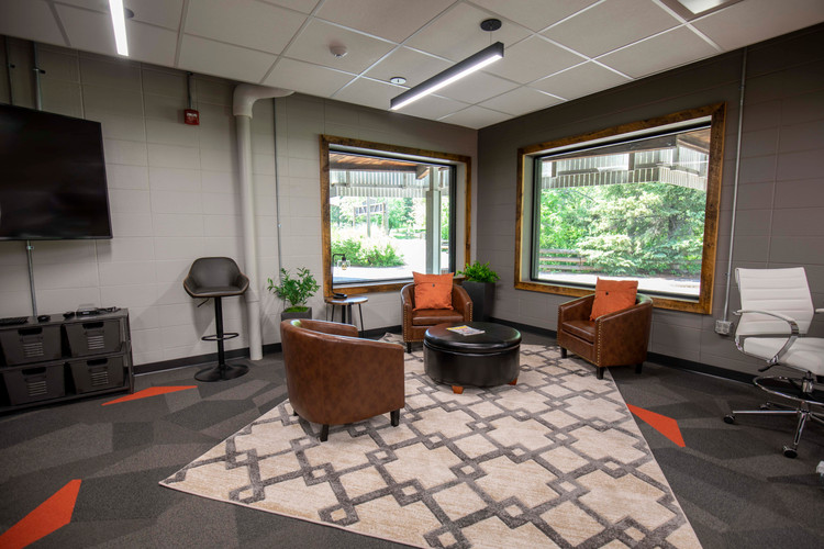 coworking flexible seating