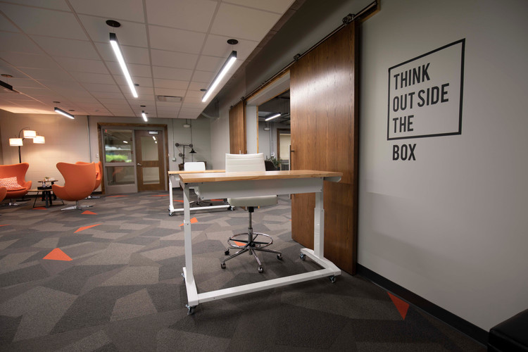 coworking moveable furniture