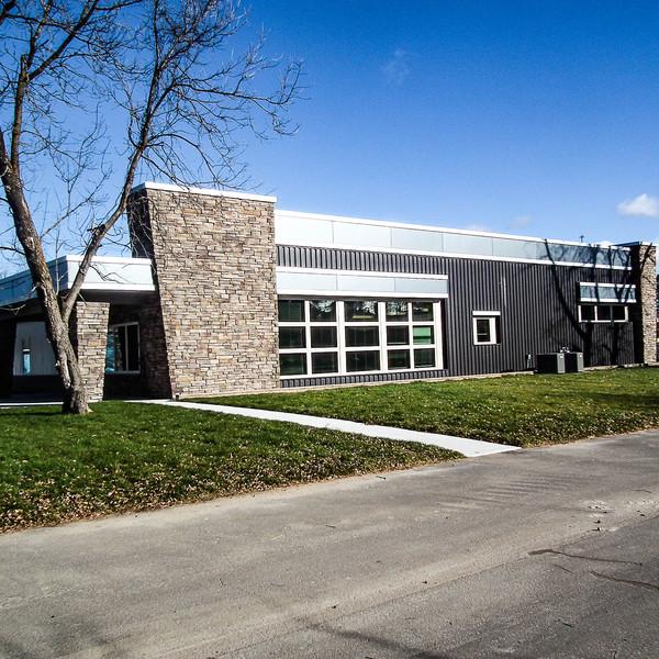 Range Center — Legacy Home