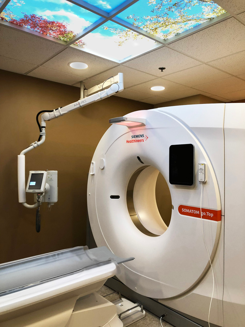 EBCH CT Scanner