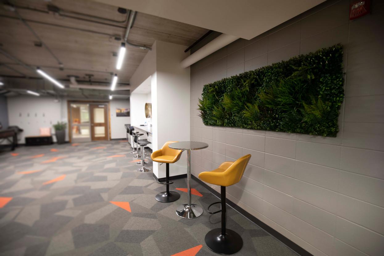 greenry wall