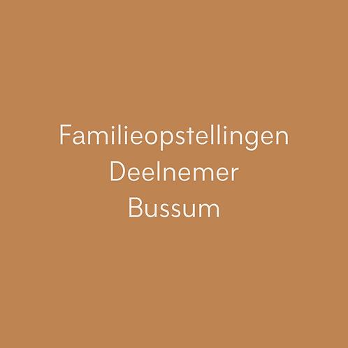 1-daagse familieopstelling deelnemer (25 april)