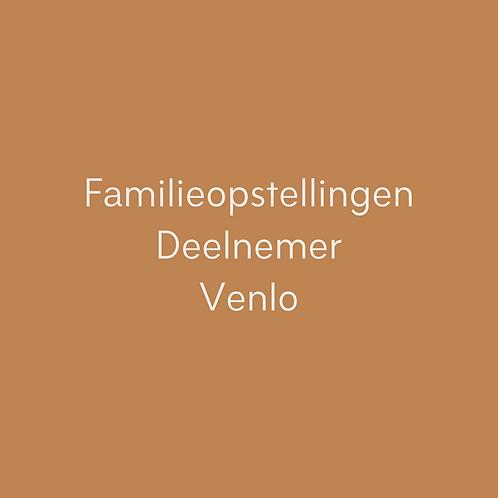 1-daagse familieopstelling Venlo (21 maart)