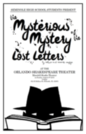 Copy of The Mysterious Mystery Play Post