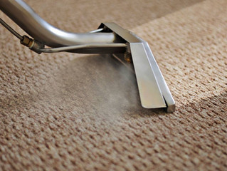 Steam Cleaning vs Dry Cleaning