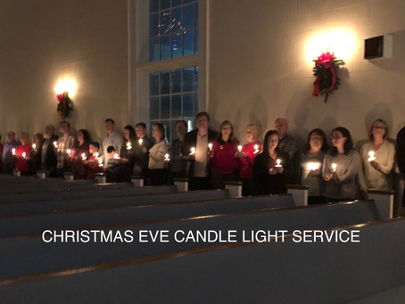 Annual Christmas Eve Service