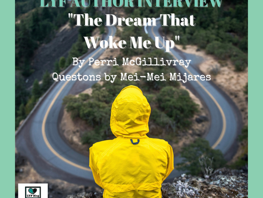 Interview on The Dream That Woke Me Up by Perri McGillivray