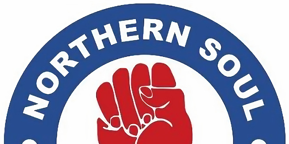 Postponed due to Covid - new date coming soon - Northern Soul with Stefan Taylor