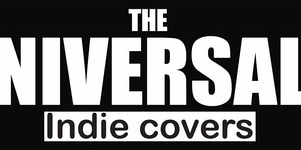 Live- The Universals - Free entry