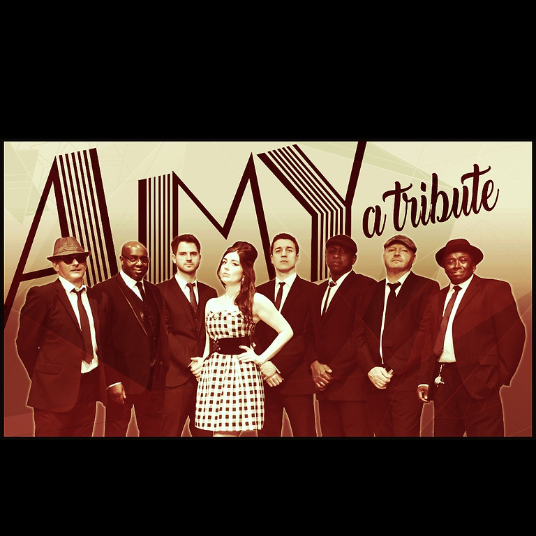 Amy A Tribute and full swing band